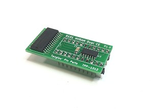 Pinball 5101 NVRAM Dual CE - for Williams System 3-7 and Gottlieb System 80/A/B