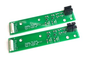 Type 1  Flipper Opto Board (2 pack) - Replaces Original part A-15878 A-15898